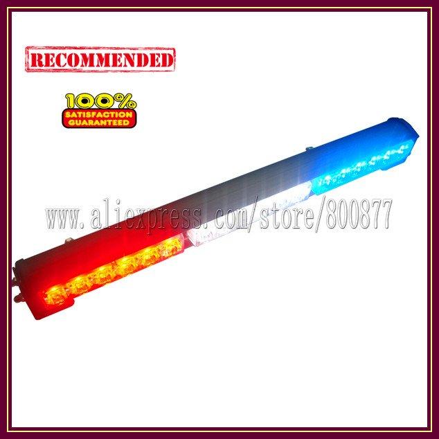Из светодиодов внешний свет для авто, Авто из светодиодов огни, 18 шт. Gen3 1 Вт из светодиодов, Высокая яркость, 5 флэш-шаблон, Пк линзы ( SA-618-3 )