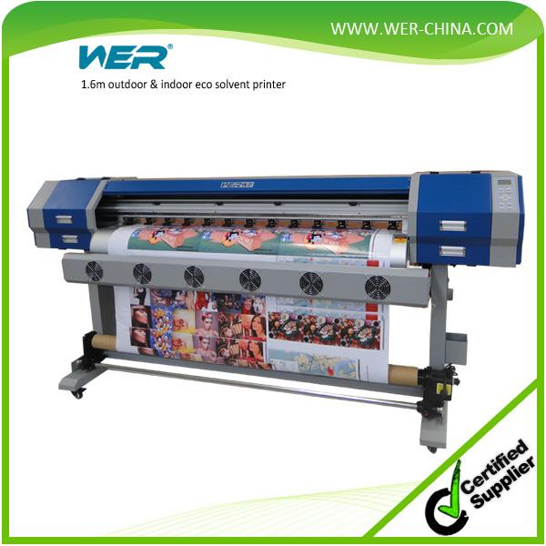 DX5 printhead Eco solvent digital large format printing machine(China (Mainland))