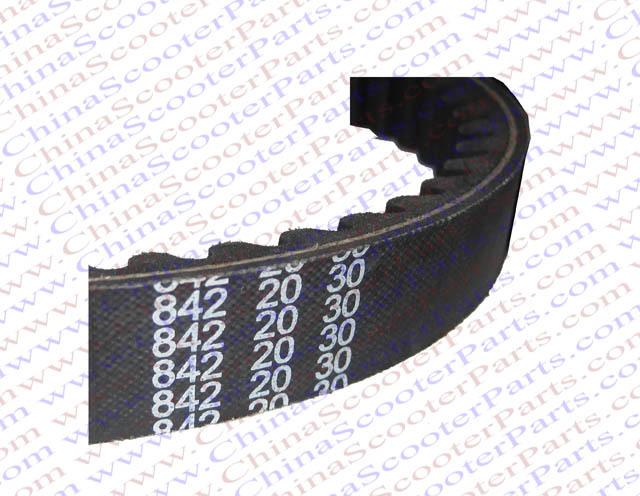 842 20 30 Drive Belt 125cc 150cc font b GY6 b font CVT 842 20 30