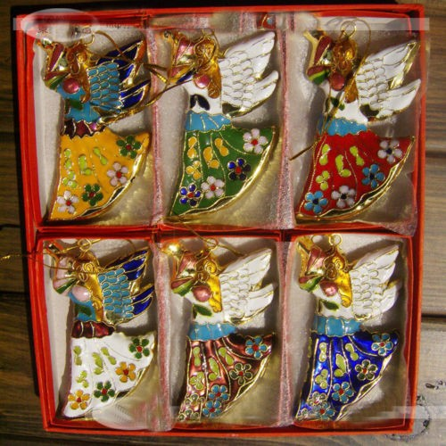 Wholesale-6pcs-Classic-Chinese-Handmade-Cloisonne-Angel-Ornaments-for-christmas-decoration