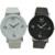 Minimum order US$15 (can mix order) new fashion black and white PU leather band lady women child wristwatch wrist watch hour