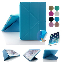 Buy TPU Smart Case Cover Apple iPad mini 4,Ultra Slim Designer Tablet PU Leather Cover A1550`A1538 case Send film gift for $4.33 in AliExpress store