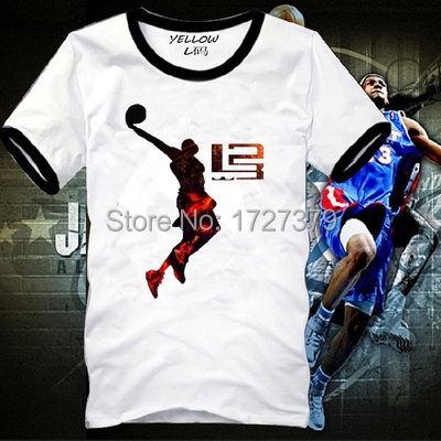 Hot Sale 6 Lebron James Jersey Shirts Fans Of Classic