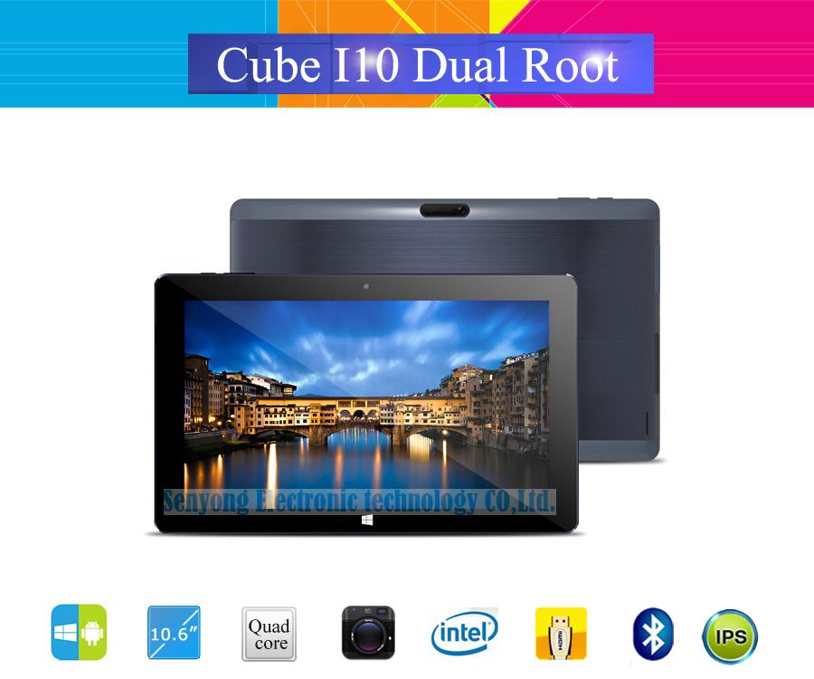 New  Cube I10 Dual Boot 10.6