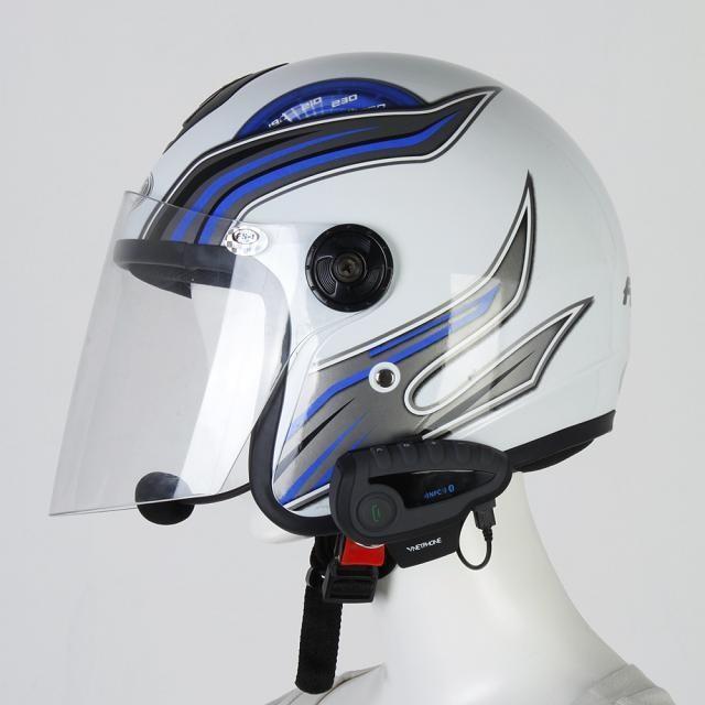 1200M Bluetooth Motorcycle Helmet walkie talkie V8 for 5 riders full duplex talking Interphone Headset NFC/telecontrol(China (Mainland))