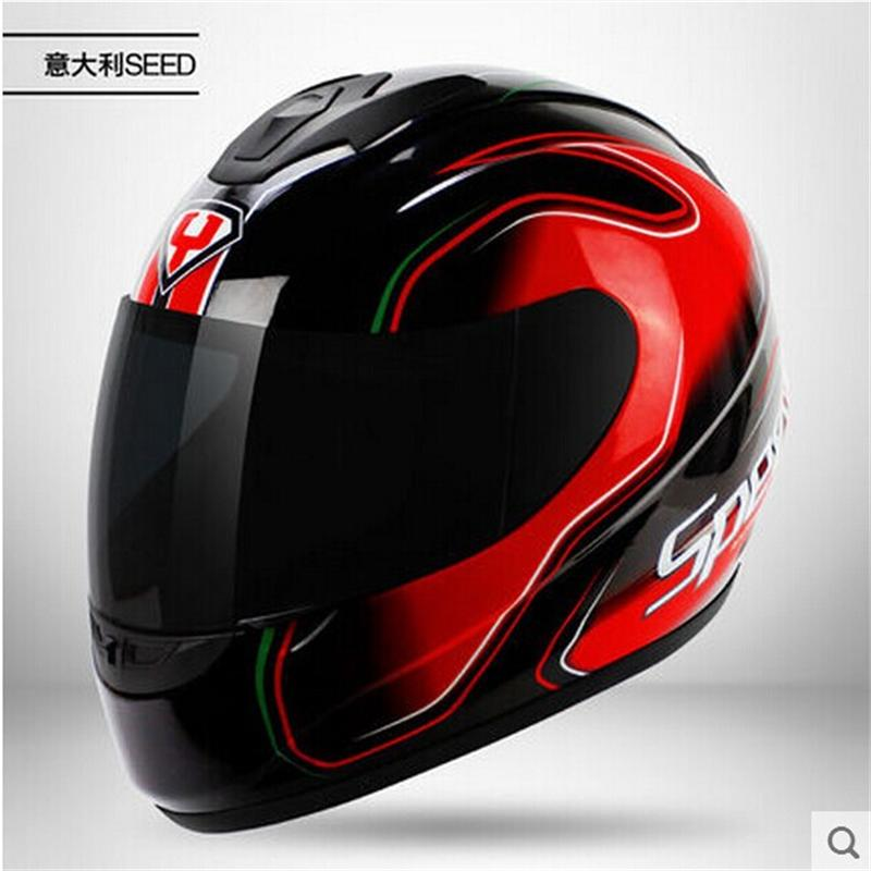 YOHE Eternal helmet motorcycle helmet winter helmet YH - Italy 150,993 commemorative edition free shipping(China (Mainland))