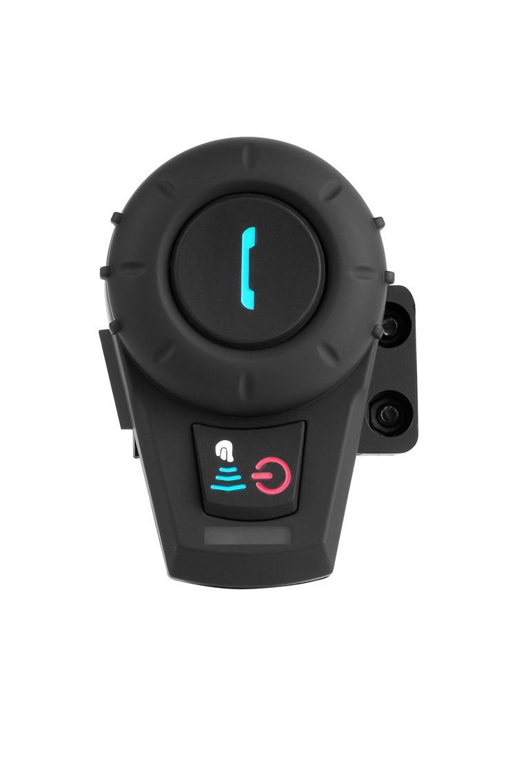 500m Motorcycle Helmet Intercom Headset Hands free Bluetooth Intercom Sports Helmet Kits Casque Audio Moto Accessories