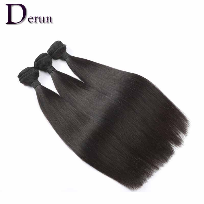 Peruvian Virgin Hair Straight 6A Grade 3pcs/lot Virgin Human Hair Wefts Peruvian Virgin Hair Extensions Straight Hair Bundles