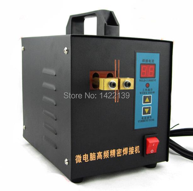 Hand-held Spot Welder Welding Machine for Laptop Mobile phone Battery 220V