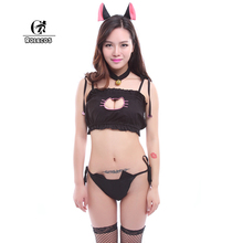 Wholesale lingerie cat costume