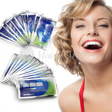 HOT 28 PCS PROFESSIONAL HOME TEETH WHITENING STRIPS -TOOTH BLEACHING WHITER WHITESTRIPS For Free Shipping