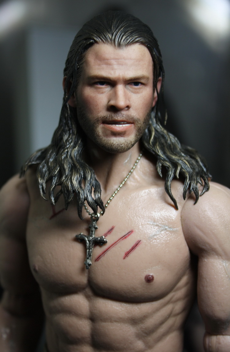 "Здесь можно купить  1/6 figure doll head.Thor Odinson Chris Hemsworth head shape.doll accessories for DIY12"" action figure doll headsculpt  Игрушки и Хобби"