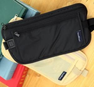 Travel Waist Pack Purse Storage Bag Money Security Purse Coin Cards Passport Waist Belt Tickets Bag Pouch Waterproof Wholesale(China (Mainland))