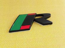Auto car Black R SPORT Jaguar XF XE XKR XJR S F-Type Emblem Badge Sticker - Bovin-2015 store