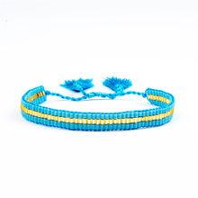 Go2boho מיוקי קאף צמיד כסף צמידי 2019 נשים תכשיטי זהב Bileklik ידידות Pulseras ציצית בעבודת יד אופנה מתנה(China)