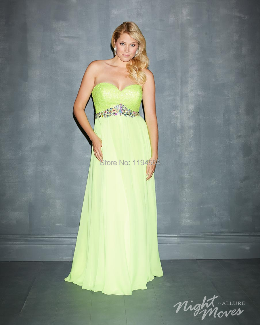 Lime Plus Size Dress Fashion Dresses