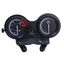 Спидометр ассамблея спидометр часы для YAMAHA YBR 125 2005-2009 евро II версия
