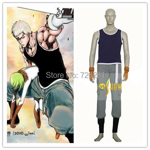 Bleach Kensei Muguruma  Cosplay1  Costume
