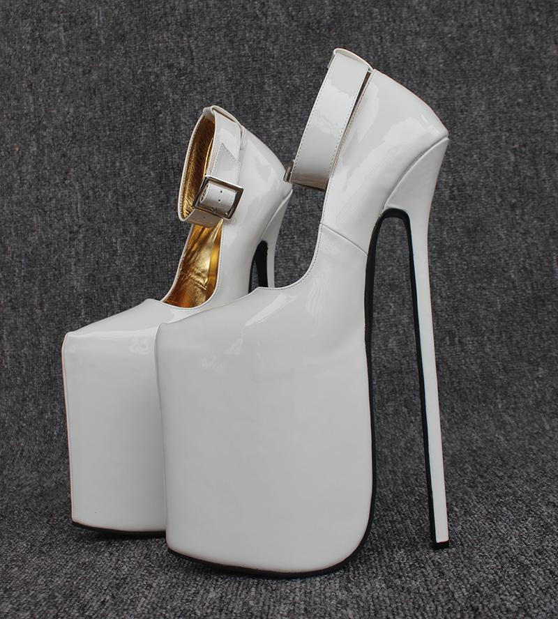 Womens high heel fetish shoe