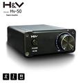 2016 TOE F1 50W 2 TDA7492 24V Hifi Audio Stereo Digital Power Amplifier Mini Home amp