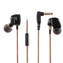 Buy KZ ATR Dynamic In-ear Earphone Heavy Bass HiFi Earphones Noise Canceling Headset Mic 3.5mm Jack iPhone/Samsung/Sony/HTC for $6.45 in AliExpress store