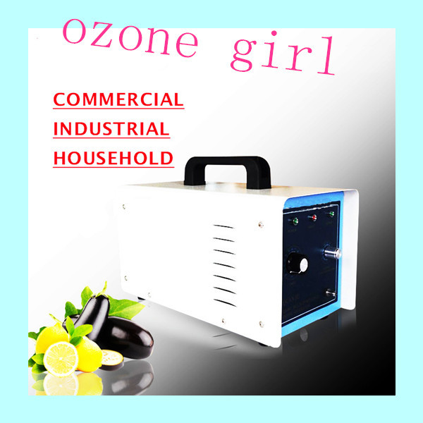 Hot Sell white 220v vegetable ozonator air cleaner with CE free shipping(China (Mainland))