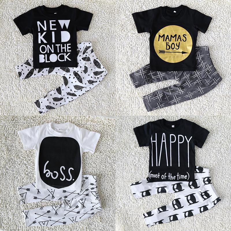 1set hot fashion short Sleeve Baby boy/Girl Clothing suits Children Clothing Set Newborn Baby Clothes Cotton Baby set szie70~100(China (Mainland))