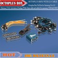Octoplus Box Full Set for Samsung For LG Medusa JTAG Activation Package With 22pcs cable set