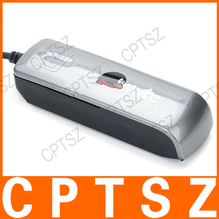 usb mini scanner,Mini Portable USB Scanner - Silver Grey