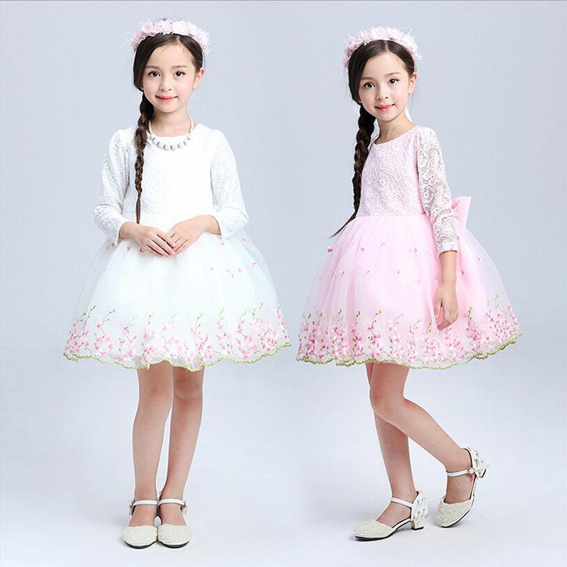 Pink dresses for teenage girls