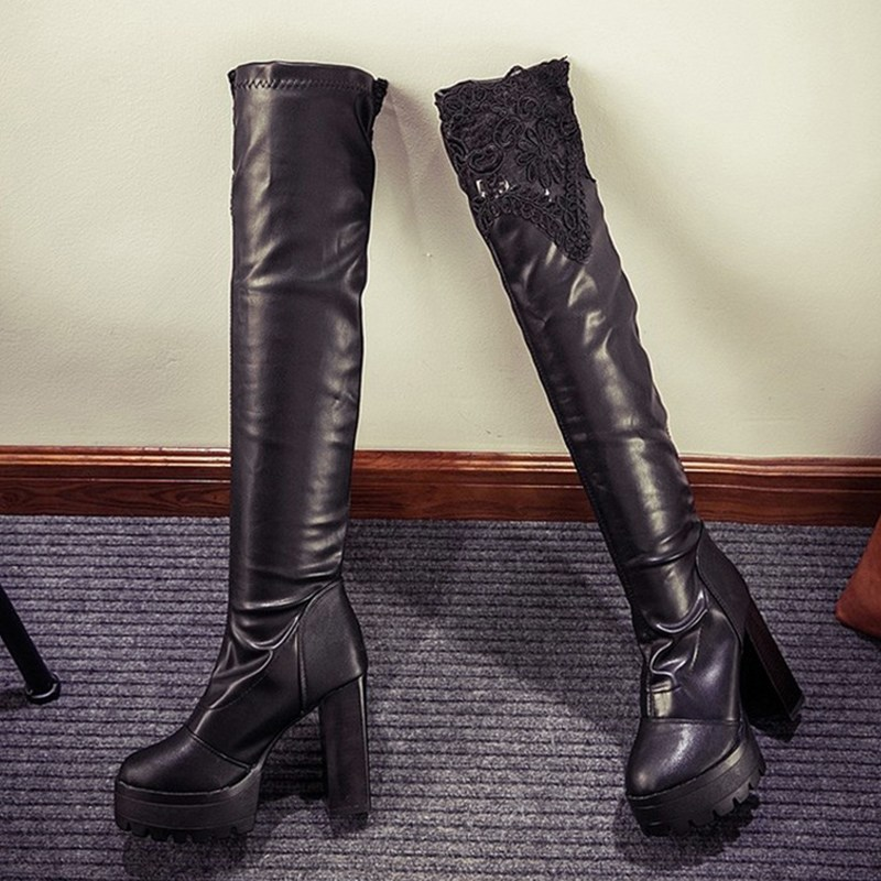 Find great deals on eBay for over the knee boots. Shop with confidence.