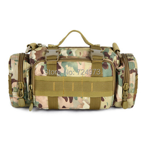 designer brand camouflage military unisex mens waist bags women fashion fanny pack waist-bag cool belt - Lotus Warehouse store