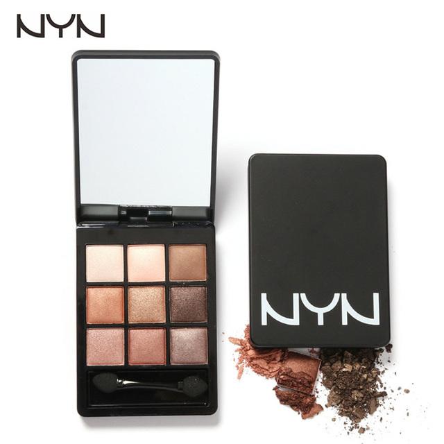Профессиональные 9 цвет макияжа тени палитра, Супер флэш EДаhadow комплекты высокое ...