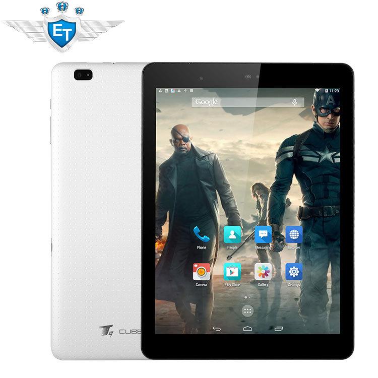 "Original Cube T9 Tablet PC Android 4.4 9.7"" 2048x1536 MTK8752 Octa Core 13.0MP Camera 2GB RAM 32GB ROM OTG Dual 4G Phone Call(China (Mainland))"