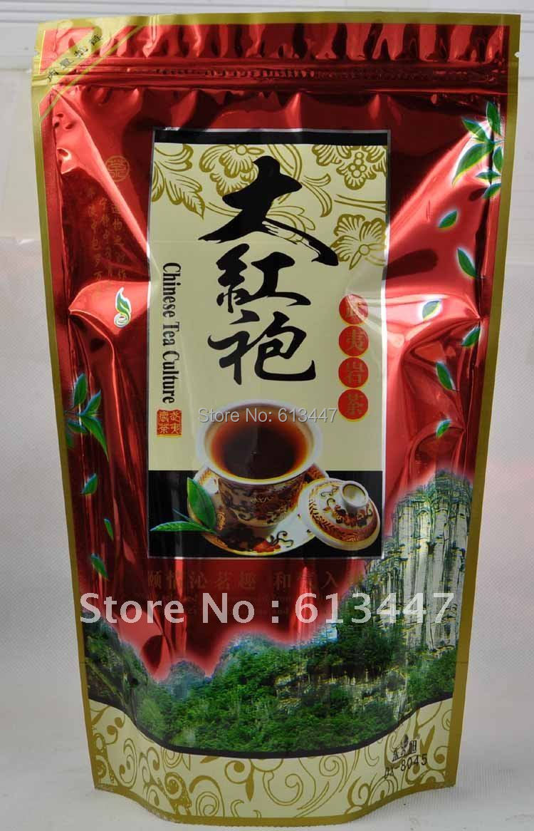 200g 2bags Reduce Weigt Dahongpao Tea big red robe slimming tea Wuyi Oolong Free Shipping