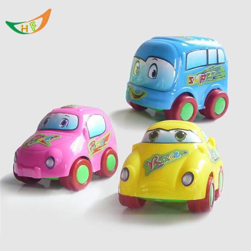 Mini plastic babies Cars 2 toys children glasses back to the car 3pcs anime boys oyuncak cars kids toys(China (Mainland))