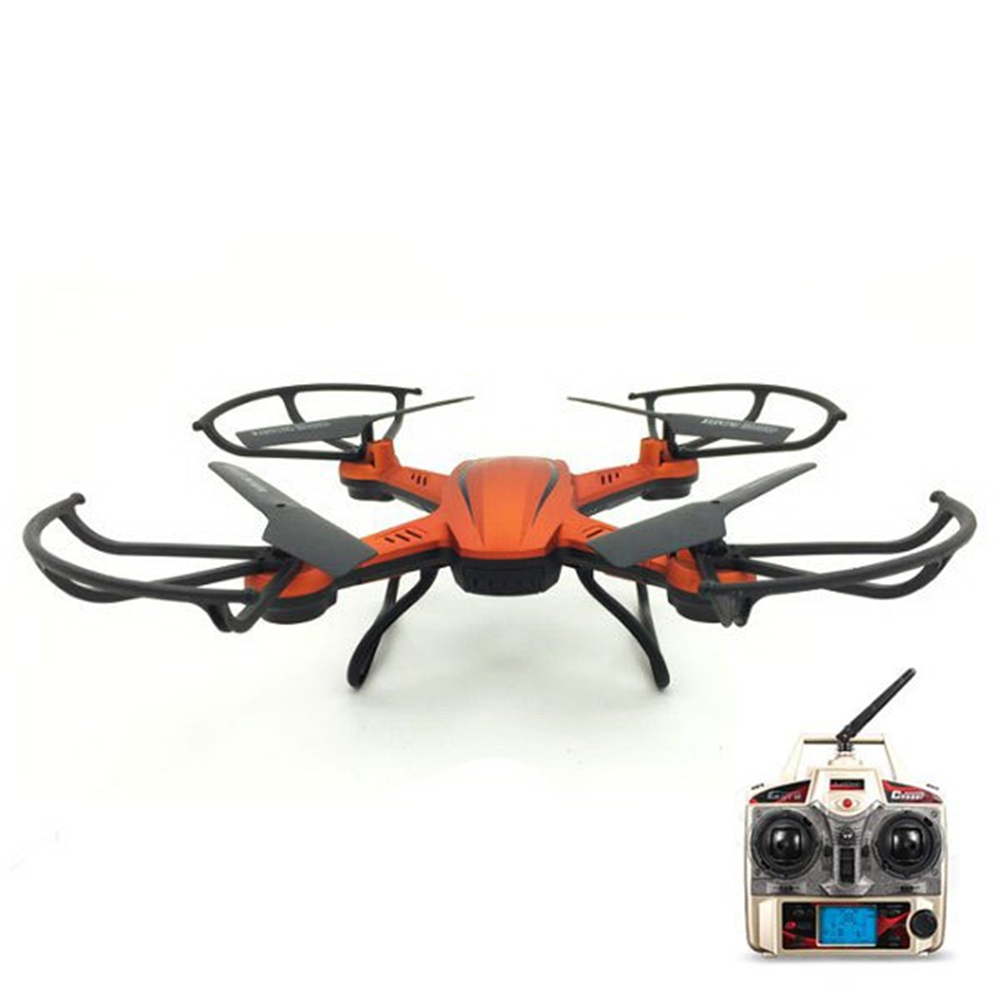 JJRC H12C 6 Axis Headless Mode 2.4G 4CH RC Quadcopter 360 Degree Rollover UFO Helicopter Professional Drone Without HD Camera<br><br>Aliexpress
