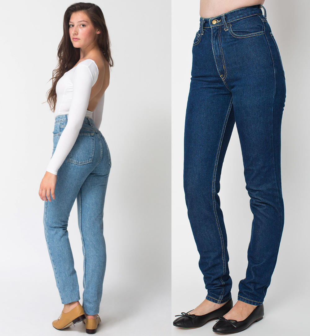 Women's High Rise Jeans. Buckle's collection of high rise jeans for women includes a variety of options to fit your unique style. Top off your outfit with the perfect tank, wedges, and hat or hair accessory. With high-waisted jeans from many top brands, you'll find the perfect fit from the collection of high rise jeans for women at Buckle.