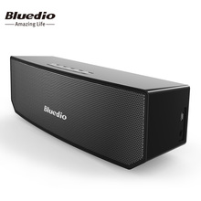 Bluedio BS-3 (Camel) Mini Bluetooth speaker Portable Wireless speaker Home Theater Party Speaker Sound System 3D stereo Music(China (Mainland))