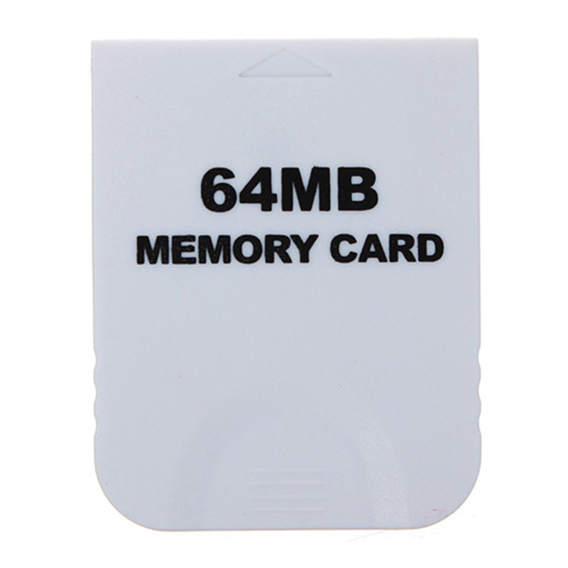 New Arrival Top Selling High Speed 64MB 64MB 64M Memory Card Stick For Nintendo For Wii Game Console For Gamecube NGC GC(China (Mainland))