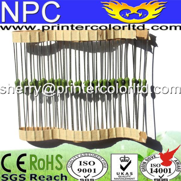chip digital printer chip for Oki C 610 N chip Transfer Belt Unit Reset Fuse -free shipping(China (Mainland))