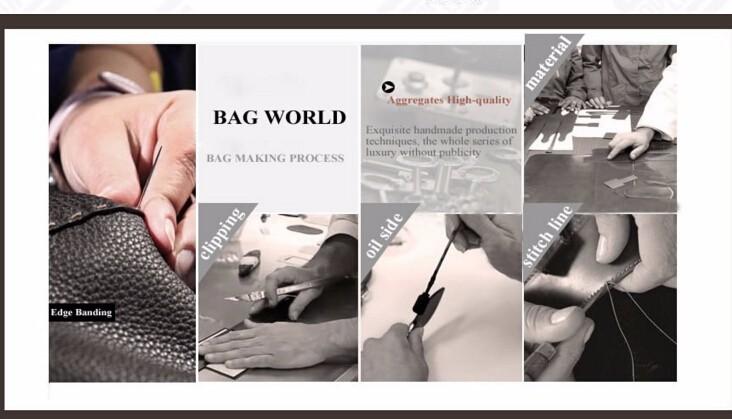 Women Bags Making Process