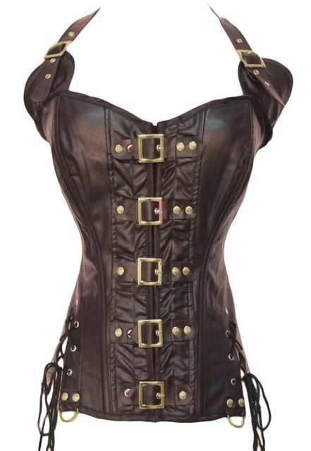 Plus size corset corpetes