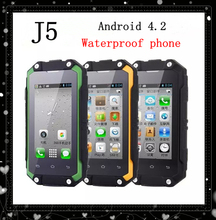 "2.4"" I5 Smartphone Mini WaterProof Phone  Android4.3 MTK6572 Dual core 512M ROM 3MP Camera I5 Dustproof Shockproof  Lphone(China (Mainland))"