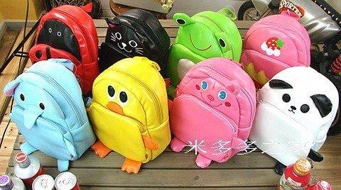 Designs to Animal Linda baby bag, School bag / Children 's backpacks,Kids backpack bag 5pcs/lot  Free shipping Wholesale/retail