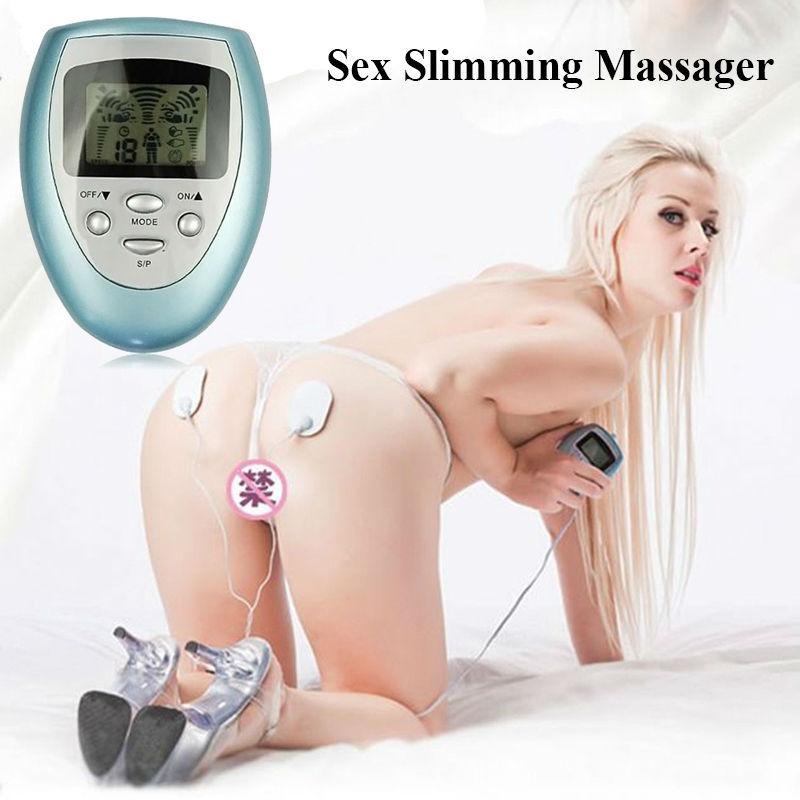 SEX SECRET Shock Therapy,Slimming Massager, Electro Sex Kit,Tens Stimulator,Sex Toys,Nipples Body electronic Tens Stimulator<br><br>Aliexpress