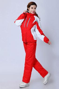 Winter Ski Suit Waterproof Women Pant And Jacket Snowboard Suit Sport Snow Clothes Women -40 Degree(China (Mainland))