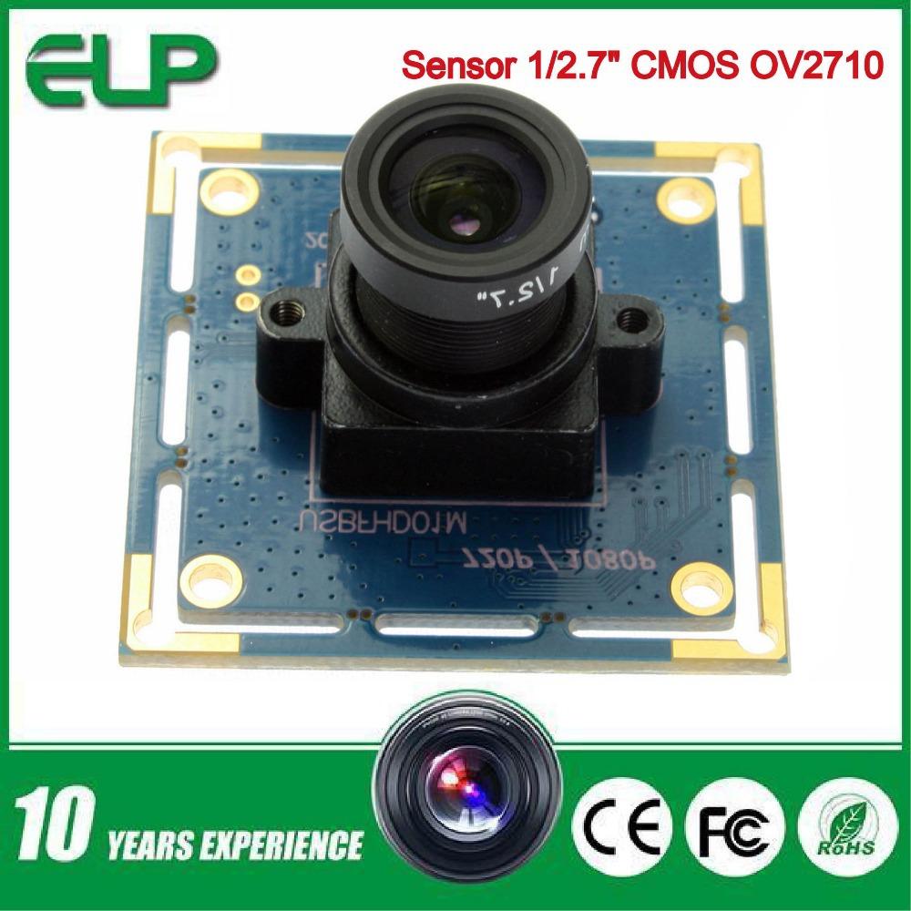 1080p endoscope android micro mini mjpeg yuy2 usb cmos camera module   ELP-USBFHD01M-L36