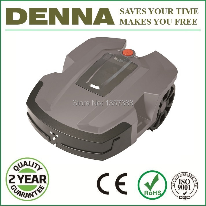 Discount Denna L600 8Ah Robotic Lawn Mower, Factory Sales Free DHL Shipping, It could save your time, Lower your cost(China (Mainland))