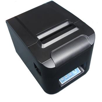 wholesale 3'' 80mm lan+usb port anto cutter printer thermal printer POS receipt printer ZJ-8320